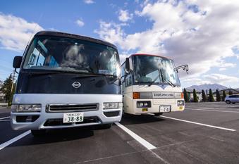 サンクラウン大阿蘇送迎バス