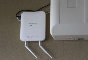REE Wi-Fiを完備しております